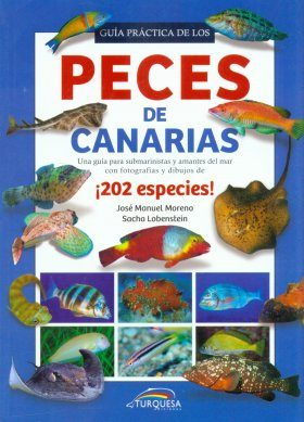 Guía Práctica de los Peces de Canarias [Field Guide to the Fish of the Canary Islands]