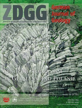 Cenozoic Volcanism in Germany and Poland