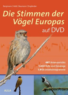 Die Stimmen der Vögel Europas auf DVD [The Voices of European Birds on DVD]