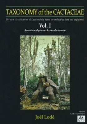 Taxonomy of the Cactaceae (2-Volume Set)