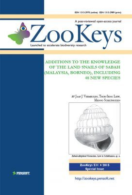 ZooKeys 531: Additions to the Knowledge of the Land Snails of Sabah (Malaysia, Borneo), Including 48 New Species