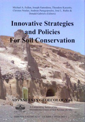 Innovative Strategies and Policies for Soil Conservation