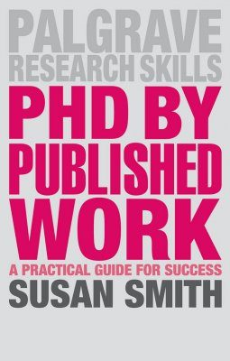 PhD by Published Work