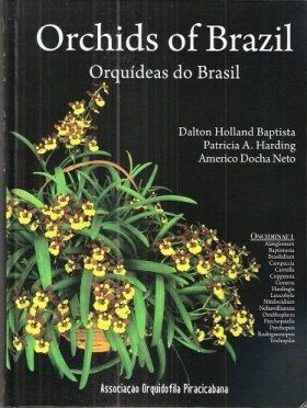 Orchids of Brazil / Orquídeas do Brasil, Volume 1: Oncidiinae 1