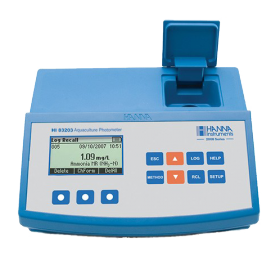 Multiparameter Photometer for Water Testing