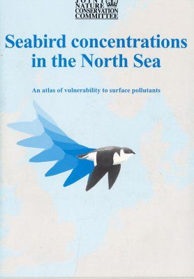 Seabird Concentrations in the North Sea: An Atlas of Vulnerability to Surface Pollutants