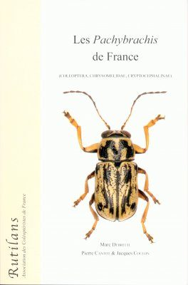 Les Pachybrachis de France (Coleoptera, Chrysomelidae, Cryptocephalinae) [The Pachybrachis of France]