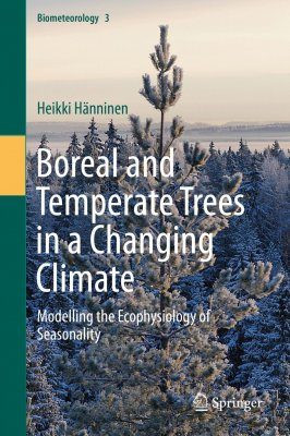 Boreal and Temperate Trees in a Changing Climate