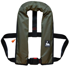 Lightweight Automatic Gas Lifejacket