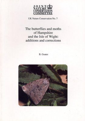 The Butterflies and Moths of Hampshire & the Isle of Wight: Additions and Corrections