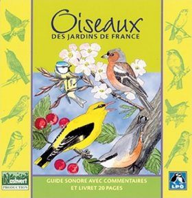 Oiseaux des Jardins de France [Garden Birds of France]