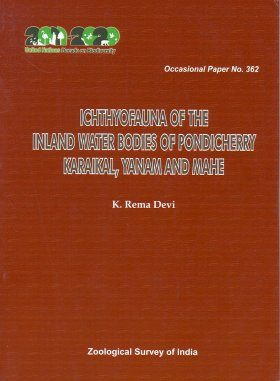 Ichthyofauna of the Inland Water Bodies of Pondicherry Karaikal, Yanam and Mahe