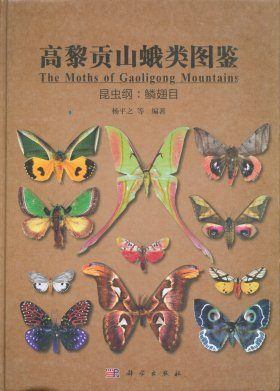 The Moths of Gaoligong Mountains (Insecta: Lepidoptera) [Chinese]