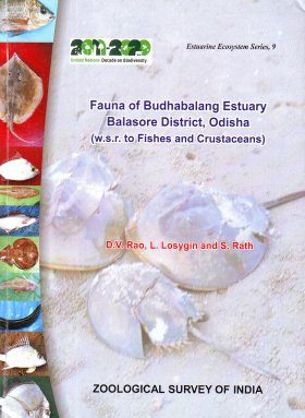 Fauna of Budhabalanga Estuary, Balasore District, Odisha (w.s.r. to Fishes and Crustaceans)