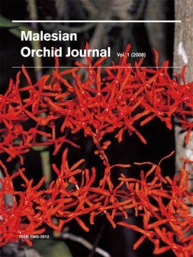 Malesian Orchid Journal, Volume 1