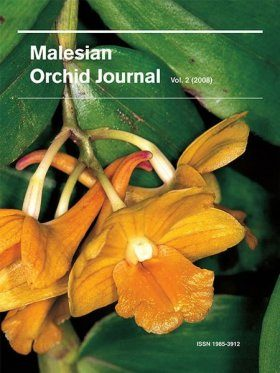 Malesian Orchid Journal, Volume 2