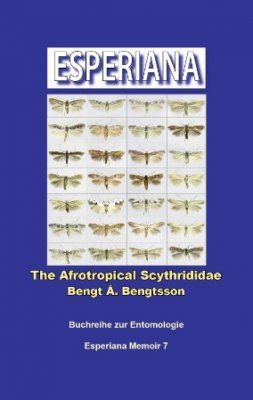 Esperiana Memoir, Volume 7: The Afrotropical Scythrididae