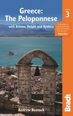 Bradt Travel Guide: Greece: The Peloponnese