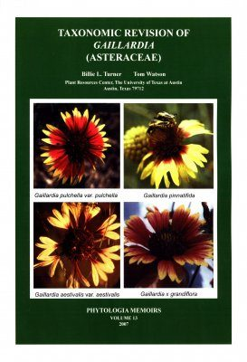 Taxonomic Revision of Gaillardia (Asteraceae)