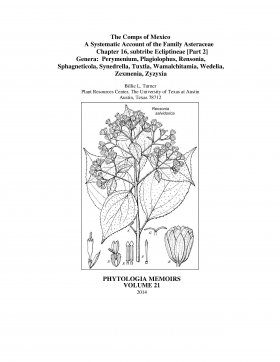 The Comps of Mexico: A Systematic Account of the Family Asteraceae, Chapter 16