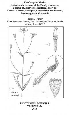 The Comps of Mexico: A Systematic Account of the Family Asteraceae, Chapter 18