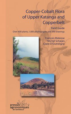 Copper-Cobalt Flora of Upper Katanga and Copperbelt
