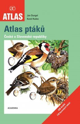 Atlas Ptáků České a Slovenské Republiky [Bird Atlas of the Czech and Slovak Republics]