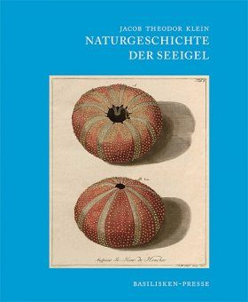 Naturgeschichte der Seeigel [The Natural History of Sea Urchins]
