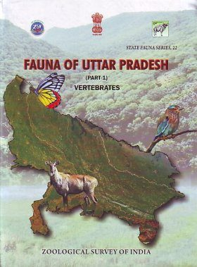 Fauna of Uttar Pradesh, Part 1: Vertebrates