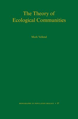The Theory of Ecological Communities