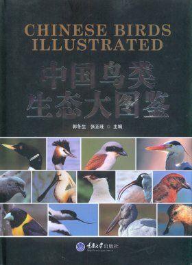 Chinese Birds Illustrated [Chinese]