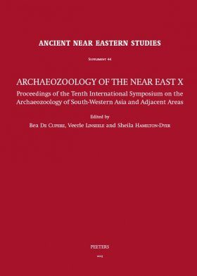 Archaeozoology of the Near East, Volume 10