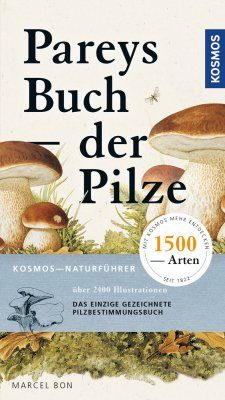 Pareys Buch der Pilze [Parey's Book of Mushrooms]