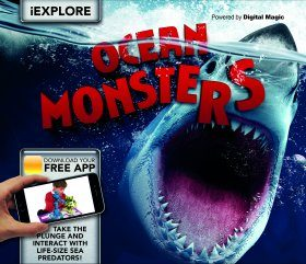 iExplore - Ocean Monsters