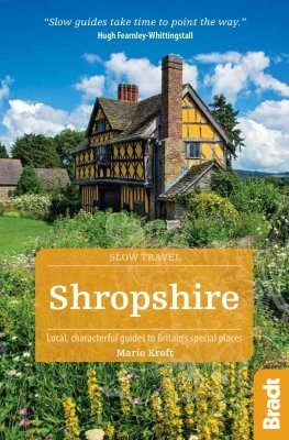 Shropshire – Slow Travel