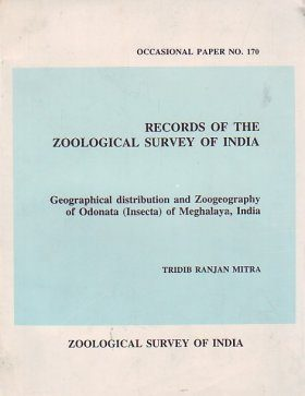 Geographical Distribution and Zoogeography of Odonata (Insecta) of Meghalaya, India