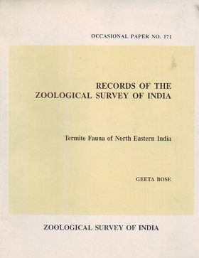 Termite Fauna of North Eastern India
