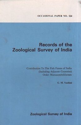Contribution to the Fish Fauna of India (Including Adjacent Countries) Order Mastacembeliformes