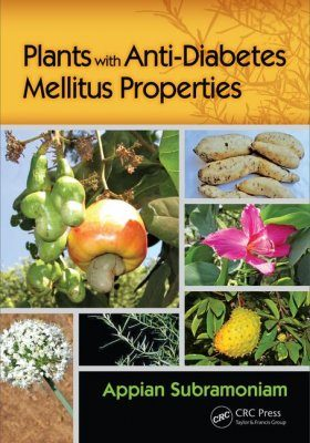 Plants with Anti-Diabetes Mellitus Properties
