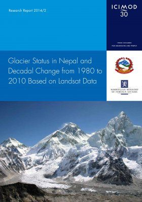 Glacier Status in Nepal and Decadal Change from 1980 to 2010 Based on Landsat Data