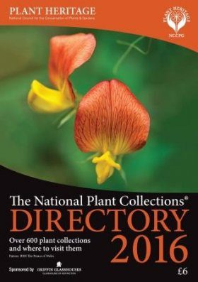 The National Plant Collections Directory 2016