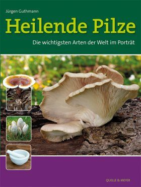 Heilende Pilze: Die Wichtigsten Arten der Welt im Porträt [Healing Mushrooms: The Most Important Species in the World Portrayed]