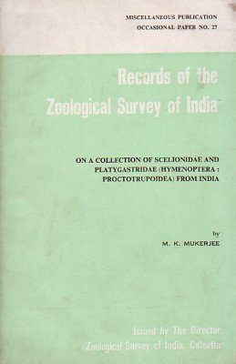 On a Collection of Scelionidae and Platygastridae (Hymenoptera: Proctotrupoidea) from India