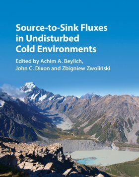 Source-to-Sink-Fluxes in Undisturbed Cold Environments