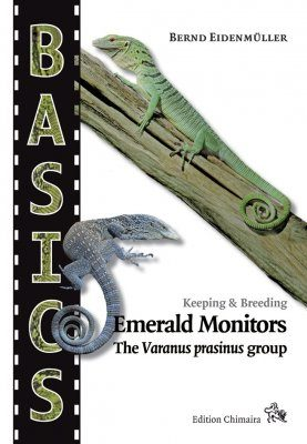 Emerald Monitors – The Varanus prasinus Group