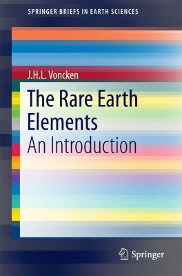 The Rare Earth Elements