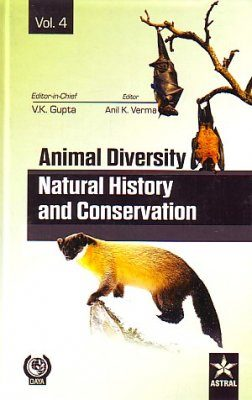 Animal Diversity, Natural History and Conservation, Volume 4