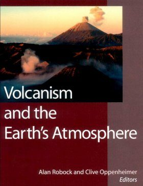 Volcanism and the Earth's Atmosphere