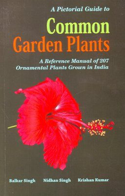 A Pictorial Guide to Common Garden Plants