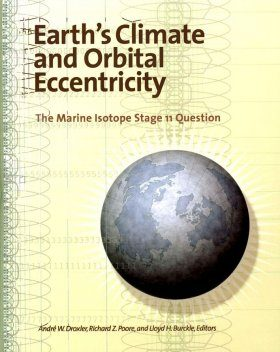 Earth's Climate and Orbital Eccentricity